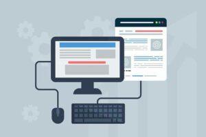 Was macht ein Webdesigner